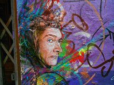 C215 New Street Pieces In Tudela De Navarra, Spain | StreetArtNews