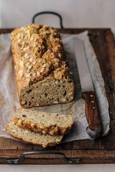 - VANIGLIA - storie di cucina: cake alle due farine integrali, Cicerchia e yogurt