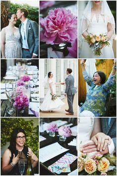 Quirky Surprise Wedding in Brooklyn | Bri Johnson Weddings | Bridal Musings Wedding Blog