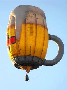 Esse tá voando alto!!!! #Cerveja