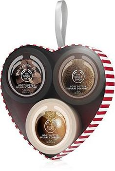 The Body Shop Body Butter Nut & Chocolate Trio Ulta.com - Cosmetics, Fragrance, Salon and Beauty Gifts