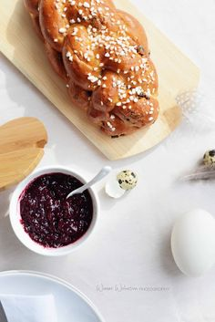 Challah  - perfect for an easter brunch