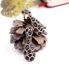 Tortoise Shell Nettysglitz Earrings