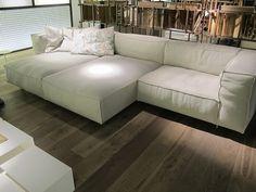 Milan 2012 Neowall modular seating sytem by Piero Lissoni for Living Divani.