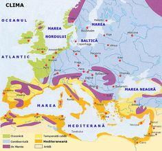 Clima da europa