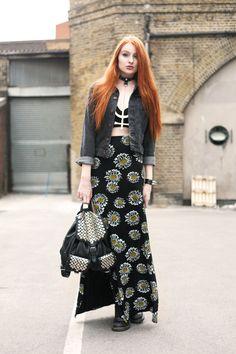 Olivia Emily - UK Fashion Blog.: Daisy.