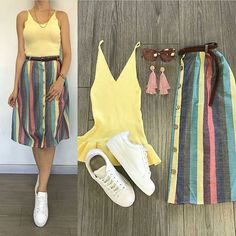 Women S Affordable Fashion Websites Key: 9024027501 - May 17 2019 at Girls Fashion Clothes, Teen Fashion Outfits, Womens Fashion, Cute Casual Outfits, Modest Outfits, Sunday Outfits, Mode Jeans, Mode Hijab, Cute Skirts