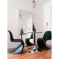 Panton Chairs - Verner Panton | Furniture | Details | Pinterest ...