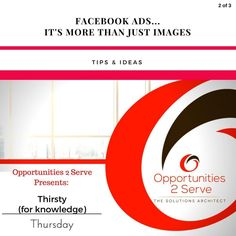 Facts About Facebook Advertising Continued. - #Fact6: Your ad needs to lead somewhere that the potentially interested customer can learn more and/or make a decision. Any decision. #Fact7:You should have a reasonable idea of what that decision was if you're measuring behavior properly. #Fact8: Your landing page or website will need to be adjusted... just as your ad will. The chance of hitting a lead off homer is slim. Even with everything mentioned in Part (1 of 3) in this series.  #Fact9…