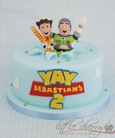 Toy Story Cake Cake by littlecherry