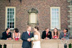 Crane Estate Wedding: Romance, Laughter and Crazy Awesome Dancing   Keywords: Wedding Party, Wedding Day, Boston Wedding, Groomsmen, Bridesmaids, Allegro Photography
