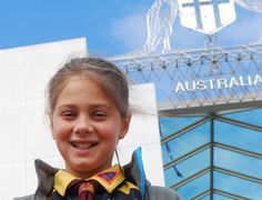 Parliament House  Kids Welcome