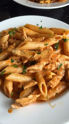 [I ate] Penne alla vodkaFood for Healthy Living Home Remedy for Healthy Living Think Food, I Love Food, Good Food, Yummy Food, Baby Food Recipes, Healthy Recipes, Food Goals, Aesthetic Food, Cute Food