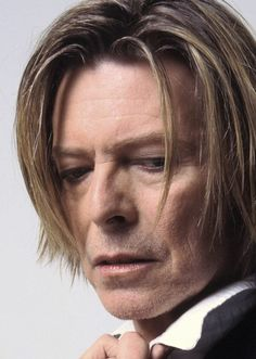 David par Mick Rock, 2001