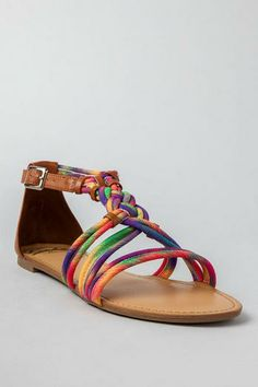 Follow Up Braided Sandal