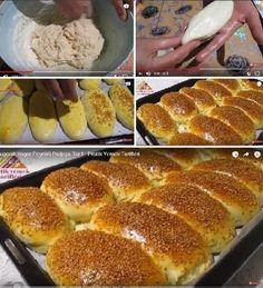 Yumuşacık Kaşar Peynirli Poğaça Tarifi Pratik Yemek Tarifleri youtube linki https://www.youtube.com/watch?v=WmVHgF8_y0s Gerekli…