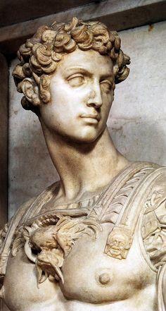 Michelangelo ~ Tomb of Giuliano DeMedici Cursos de Idiomas en el Exterior CAUX…