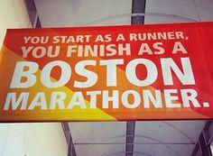 Boston Marathon Recap: Undertrained
