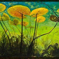 Juliette Quantin - Acrylique sur toile.