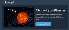 Crea y aprende con Laura: ARcrowd. Aplicación online para crear Realidad Aumentada