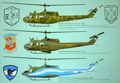 UH-1/B-205A Aircraft Painting, Military Equipment, Aviation Art, Submarines, Cutaway, War Machine, Helicopters, Military History, Warfare