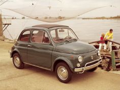 THE OLD FIAT 500, SUCH A CHARM!