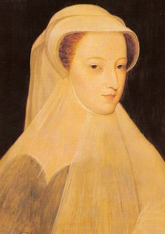 """Mary, Queen of Scots"" by François Clouet"
