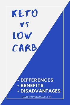 Keto vs Low Carb - What is the difference? - Have Butter Will Travel Keto vs Low Carb - What is the difference? - Have Butter Will Travel Diet Lunch Ideas, Lunch Recipes, Meal Ideas, Keto Vs Low Carb, Keto Protein Powder, Keto Diet Breakfast, Breakfast Recipes, Keto Pills, Keto Supplements