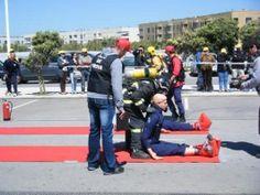 """""""Bombeiro de Ferro"""" junta bombeiros de todo o país em Vila do Conde"""