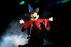Disney <3 Disneyland Aug 2009 - Fantasmic!