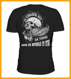 ICH SCHNARCHE NICHT ICH TRUME DAVON EIN MOTORRAD ZU SEIN - Shirts für die familie (*Partner-Link)
