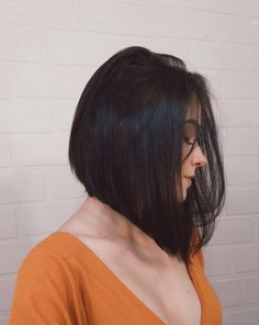 Lindo The Effective Pictures We Offer You About dark hair styles asian A quality pictu Curly Lob Haircut, Short Choppy Haircuts, Haircuts Straight Hair, Haircuts For Medium Hair, Medium Hair Styles, Short Hair Styles, Haircut Short, Short Punk Hair, Short Hair Cuts