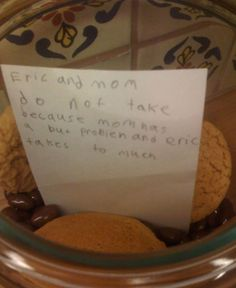 30 Hilarious Letters From Kids Just Trying To Say How They Really Feel...