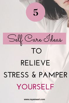 Practice these self-care tips to make sure you feel emotionally, physically and mentally strong enough to strive towards your goals. Types Of Stress, Coping With Stress, Ways To Manage Stress, How To Relieve Stress, Relaxing Things To Do, Ways To Destress, Positive Thinking Tips, Mental Health Advocate, Stress Relief Tips