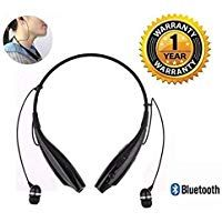 Odestro Hbs 730 Neckband Wireless Bluetooth Headphones Earphone Wireless Headset Wi With Images Wireless Earphones Bluetooth Headphones Wireless Wireless Headset