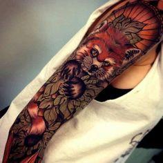 Tom Bartley; zorro rojo