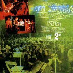 F. De Andre' & PFM Live Vol. 2