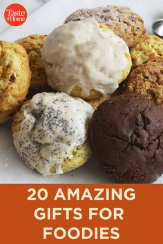20 Amazing Gifts for Foodies Edible Cookies, Edible Cookie Dough, Slow Cooker Recipes, Crockpot Recipes, Best Friend Christmas Gifts, Cookie Press, Amazing Gifts, Homemade Pasta, Eating Raw