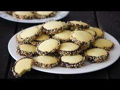 Herkes Hazır Sanacak✅NASIL ŞEKİL VERDİĞİMİ GÖRÜNCE ÇOK ŞAŞIRACAKSINIZ😲 - YouTube Low Carb Breakfast, Breakfast Recipes, Gourmet Recipes, Cookie Recipes, Biscotti, Us Foods, Waffles, Almond, Muffin