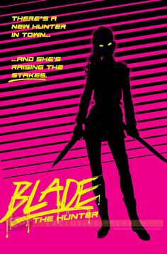 "This October, the Daywalker's vendetta against the supernatural becomes a family affair as writer Tim Seeley and artist Logan Faerber kick off an all-new ""Blade"" ongoing series, where the title character teams with his teenage daughter, a seemingly normal high school student named Fallon Grey."