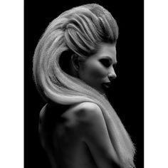 Avant Garde Crimped Hair