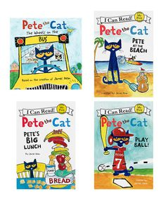 Look what I found on #zulily! Pete Reader Paperback & Hardcover Set #zulilyfinds