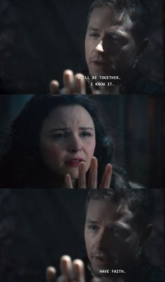 snowing. One of the saddest things he has said.
