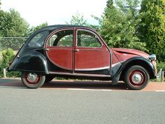 Citroen 2cv 6 charleston. Best photos and information of modification.