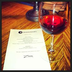 Zoom Restaurant in Park City offers a special menu for our Dishcrawlers