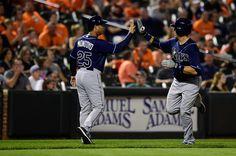 J. P. Arencibia Photos - Tampa Bay Rays v Baltimore Orioles - Zimbio