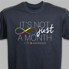 Autism Awareness Month T-Shirt