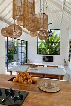 Hammock In Bedroom, Bali Bedroom, Bali Style Home, Bali Decor, Interior And Exterior, Interior Design, Tropical Houses, Luxurious Bedrooms, My Dream Home