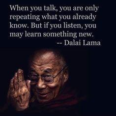 In de stilte hoor je alles