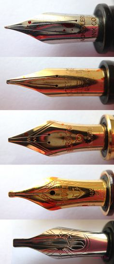 Graf Von Faber Castell, Quill And Ink, Fountain Pen Nibs, Fine Pens, Calligraphy Pens, Writing Pens, Dip Pen, Penmanship, Pen And Paper